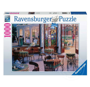 Ravensburger Ravensburger A Café Visit Puzzle 1000pcs