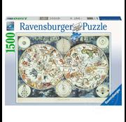 Ravensburger Ravensburger Map of the World Puzzle 1500pcs