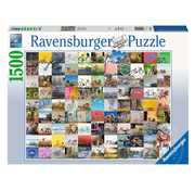 Ravensburger Ravensburger 99 Bicycles Puzzle 1500pcs