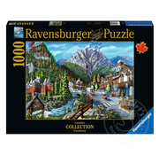 Ravensburger Ravensburger Welcome to Banff Puzzle 1000pcs