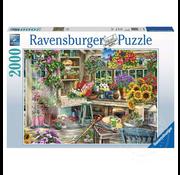 Ravensburger Ravensburger Gardener's Paradise Puzzle 2000pcs