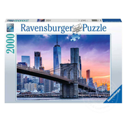 Ravensburger Ravensburger Skyline New York Puzzle 2000pcs