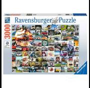 Ravensburger Ravensburger 99 VW Camper Van Moments Puzzle 3000pcs