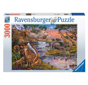 Ravensburger Ravensburger Animal Kingdom Puzzle 3000pcs