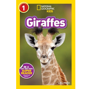 National Geographic National Geographic Readers Level 1: Giraffes