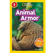 National Geographic National Geographic Kids Readers Level 1: Animal Armor