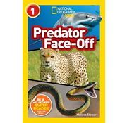 National Geographic National Geographic Readers Level 1: Predator Face-Off