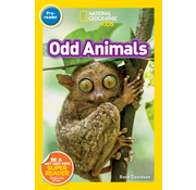 National Geographic National Geographic Readers Level Pre-Reader: Odd Animals