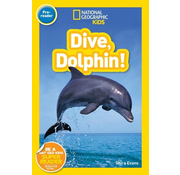 National Geographic National Geographic Readers Level Pre-reader: Dive, Dolphin