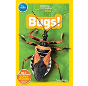 National Geographic National Geographic Kids Readers Level Pre-reader: Bugs