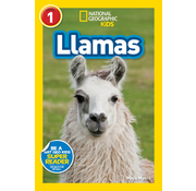 National Geographic National Geographic Readers Level 1: Llamas