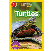 National Geographic National Geographic Readers Level 1: Turtles