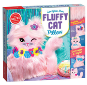 Klutz Klutz Sew Your Own Fluffy Cat Pillow
