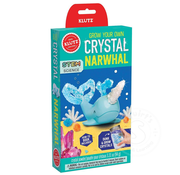 Klutz Klutz Grown Your Own Crystal Narwhal