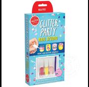Klutz Klutz Glitter Party Nail Studio