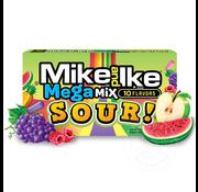 Mike & Ike Mega Mix - Sour 5oz Theatre Box