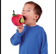 Folkmanis Folkmanis Worm in Apple Puppet