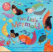 Barefoot Books Five Little Mermaids Book & CD