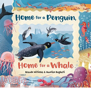 Barefoot Books Home for a Penguin, Home for a Whale Book