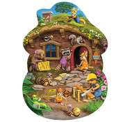 Cobble Hill Puzzles Cobble Hill Rabbit's House Floor Puzzle 24pcs