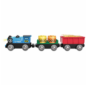 Hape Hape Battery Powered Rolling-Stock Set