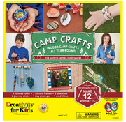Creativity for Kids Creativity for Kids Camp Crafts