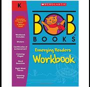Scholastic Bob Books: Emerging Readers Workbook Grade K