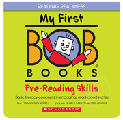 Scholastic My First Bob Books: Pre-Reading Skills