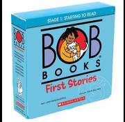 Scholastic Bob Books: First Stories