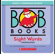 Scholastic Bob Books: Sight Words Kindergarten