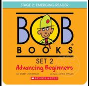Scholastic Bob Books: Set 2 Advancing Beginners