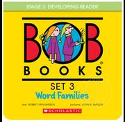 Scholastic Bob Books: Set 3 Word Families