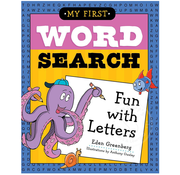 Penguin First Word Search Fun with Letters