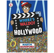 Candlewick Press Where's Waldo? In Hollywood