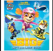 Random House Paw Patrol Big Lift and Look Book