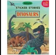 Penguin Dinosaurs Sticker Stories