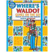 Candlewick Press Where's Waldo? Games on the Go!