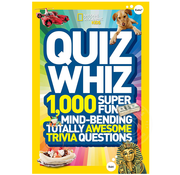 National Geographic National Geographic Kids Quiz Whiz