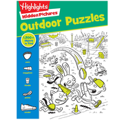 Highlights Hidden Pictures Outdoor Puzzles