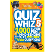 National Geographic National Geographic Kids Quiz Whiz 5