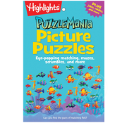 Highlights PuzzleMania Picture Puzzles