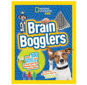 National Geographic National Geographic Kids Brain Bogglers
