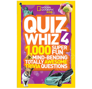 National Geographic National Geographic Kids Quiz Whiz 4
