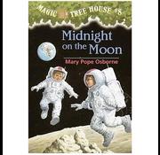 Random House Magic Tree House #8: Midnight on the Moon