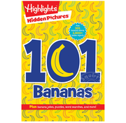 Highlights Hidden Pictures 101 Bananas