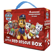 Random House Paw Patrol The Little Red Rescue Box