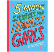 Harper Collins 5 Minute Stories for Fearless Girls