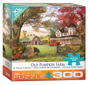 Eurographics Eurographics Old Pumpkin Farm XL Family Puzzle 300pcs