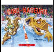 Scholastic Dino-Nageurs