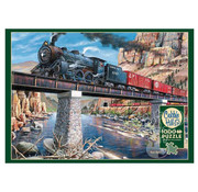 Cobble Hill Puzzles Cobble Hill Stone, Steel and Steam Puzzle 1000pcs